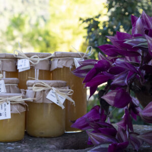 Miel y mermeladas
